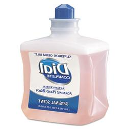 Dial Complete Antimicrobial Foam Hand Soap, 1 Liter Refill -