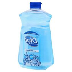 Dial Complete Liquid Hand Soap Spring Water 52 oz Refill FRE