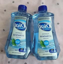 Dial Complete Lot of 2 Spring Water Foaming Hand Soap Wash R