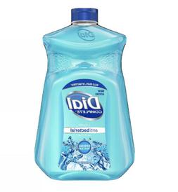 Dial Complete Spring Water Antibac  Liquid Hand Soap 52 oz r