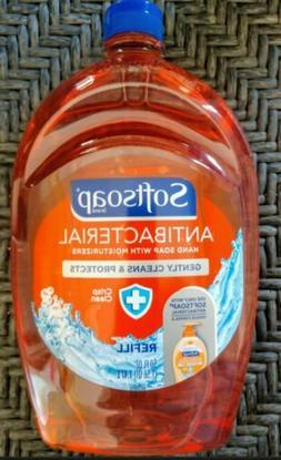 2 PACK Crisp Clean Antibac. Liquid Hand Soap Refill - 50oz