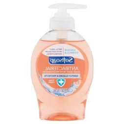 6 Pk. Softsoap Crisp Clean Antibacterial Liquid Hand Soap wi
