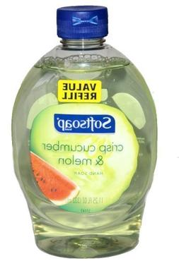 Softsoap Crisp Cucumber & Melon Value Refill