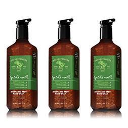 Bath & Body Works Deep Cleansing Hand Soap Eucalyptus Spearm