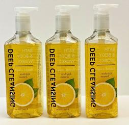 Bath & Body Works Deep Cleansing Hand Soap in Kitchen Lemon
