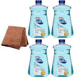 Dial Liquid Hand Soap, Coconut Water & Mango, 52 Fluid Ounce