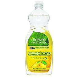 SEVENTH GENERATION DISH LIQ,REAL CITRUS, 25 FZ