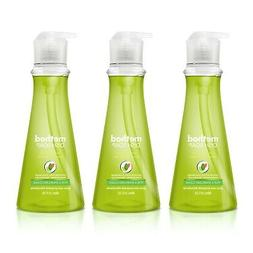 Method Dish Soap, Lime and Sea Salt, 3 Count New