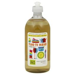 Better Life Sulfate Free Dish Soap, Tough on Grease & Gentle