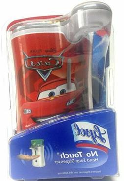 disney cars no touch automatic hand soap