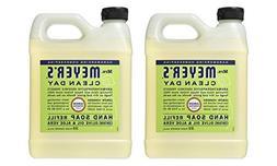 Earth Friendly, Mrs. Meyers Liquid Hand Soap Refill, 33 Oz,