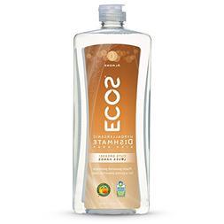 ECOS Dishmate Dish Liquid, Almond 25 oz.