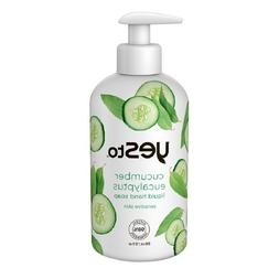 Yes to Cucumbers Eucalyptus Liquid Hand Soap 12 fl oz