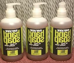EVERYONE LIME + COCONUT STRAWBERRY HAND SOAP 12.75 FL. OZ.