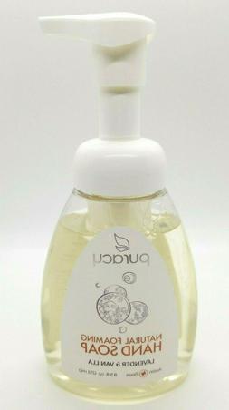 Puracy Natural Foaming Hand Soap - Sulfate-Free - Lavender &