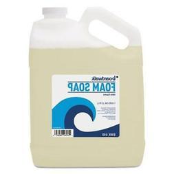 Boardwalk Foaming Hand Soap, Honey Almond Scent, 1 Gallon Bo