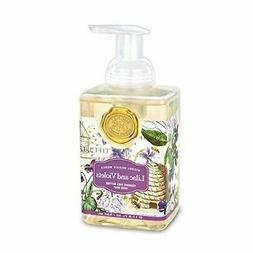 "Michel Design Works Foaming Hand Soap ""Lilac and Violets"" Sc"