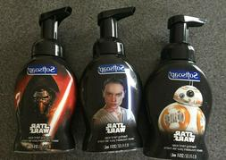 Softsoap Foaming Hand Soap, Star Wars Design, 8.5 fl oz Set