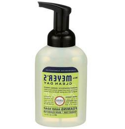 Mrs. Meyer's Foaming Hand Soap, Lemon Verbena, 10 Fluid Ounc