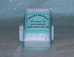 Plumeria Hand Made Soap Lilie De Vallee 5 oz Bar