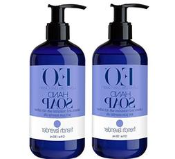 EO French Lavender Liquid Hand Soap With Nutrient-Rich Botan