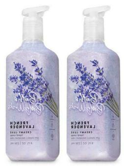 Bath and Body Works French Lavender Deep Cleansing Hand Soap