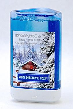 Bath & Body Fresh Sparkling Snow Ultra Rich Foaming Smartsoa