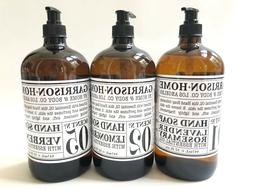 Garrison+Home Hand Soap by Home & Body, Makers of Newport +