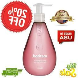 Method Gel Hand Soap Pink Grapefruit 12 Fl Oz
