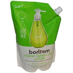 Method Gel Hand Wash Refill Cucumber 34 fl oz 1 L