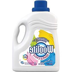 Woolite Gentle Cycle Liquid Laundry Detergent, 66 Loads, Reg