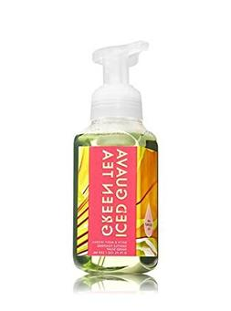Bath & Body Works Gentle Foaming Hand Soap Iced Guava Green