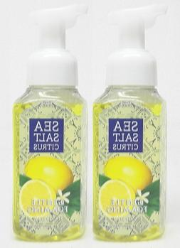 Bath & Body Works Gentle Foaming Hand Soap Sea Salt Citrus 2