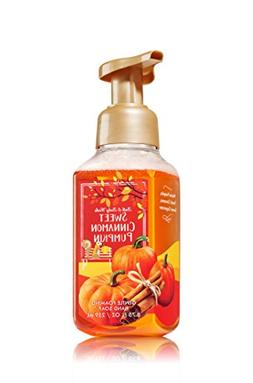 Bath & Body Works Gentle Foaming Hand Soap Sweet Cinnamon Pu