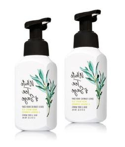 Bath and Body Works Gentle Foaming Hand Soap, White Tea and