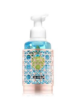 Bath and Body Works Geo Grid Hand Soap Sleeve.