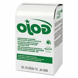 GOJ916512EA - Green Certified Lotion Hand Cleaner 800mL Bag-