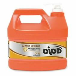 Gojo Smooth Hand Cleaner Natural Orange 1 Gal. Citrus Scent