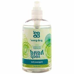 GRABGREEN SOAP HAND FF, 12 OZ