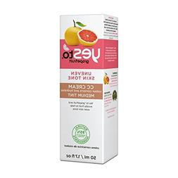 Yes To Grapefruit CC Cream  50ml