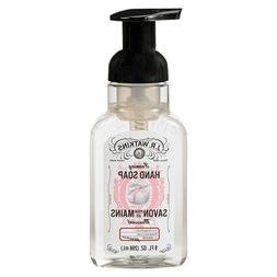 J.R. Watkins Grapefruit Scented Foaming Hand Soap 9 oz