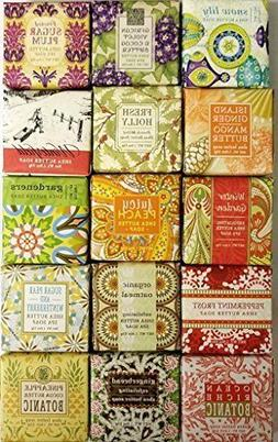 greenwich bay 15 luxury soap sampler 15