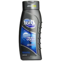 Dial for Men Hair + Body Wash, Hydro Fresh with Advanced Hyd