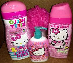 Hello Kitty Hand & Skin Care