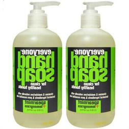 Everyone Hand Soap, Spearmint plus Lemongrass, 12.75 oz