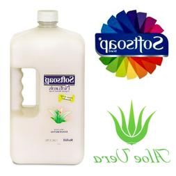 Hand Soap Aloe Vera Scent Moisturizing Soothing Soft Soap Re