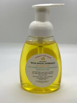 HAND SOAP, Citrus Delight, Foaming, Natural, Homemade, Free