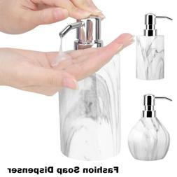 Luxspire Hand Soap Dispenser Countertop Refillable Empty Pum