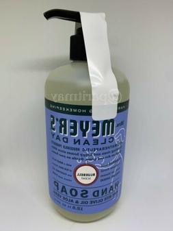 Mrs Meyers Hand Soap Liquid In Scent BLUEBELL - 12.5 Oz