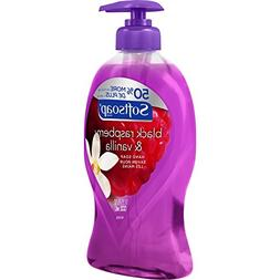 Softsoap Hand Soap - Black Raspberry & Vanilla 11.25 Oz Pump